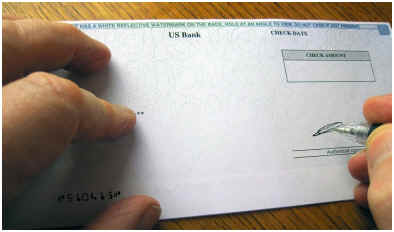 Check/Money Order