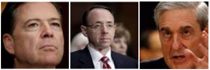 Sessions Is President Trump's Judas Iscariot Comey-Rosenstein-Mueller-300x101