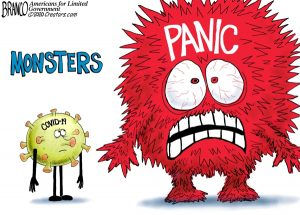 KUNG FLU; The Left's Desperate Attempt to Take Down President Trump