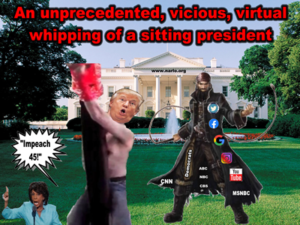 No President In History Has Been Treated So Badly